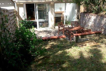 maison , terrasse et jardin - Villemur-sur-Tarn