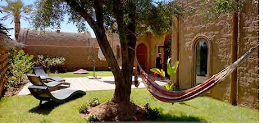 Location  Maison Villa Janna - Marrakesh - Apartment