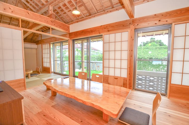 Nakamatsu House☆Okinawan traditional architecture☆
