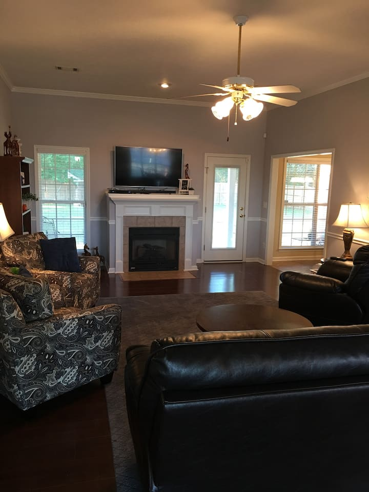 Premier Augusta Rental for Golfing Enthusiasts