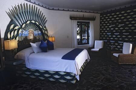 Habitación Mayahuel - Tequila - Bed & Breakfast