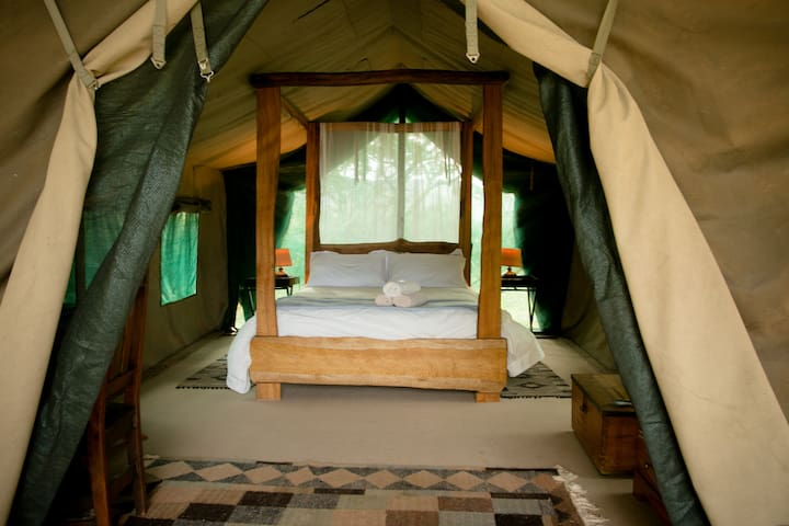 Weavers Nest Luxury Family Tented Camp - Malkerns