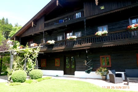 Lake Fuschl in Salzkammergut: Bed and breakfast - Fuschl am See - Bed & Breakfast