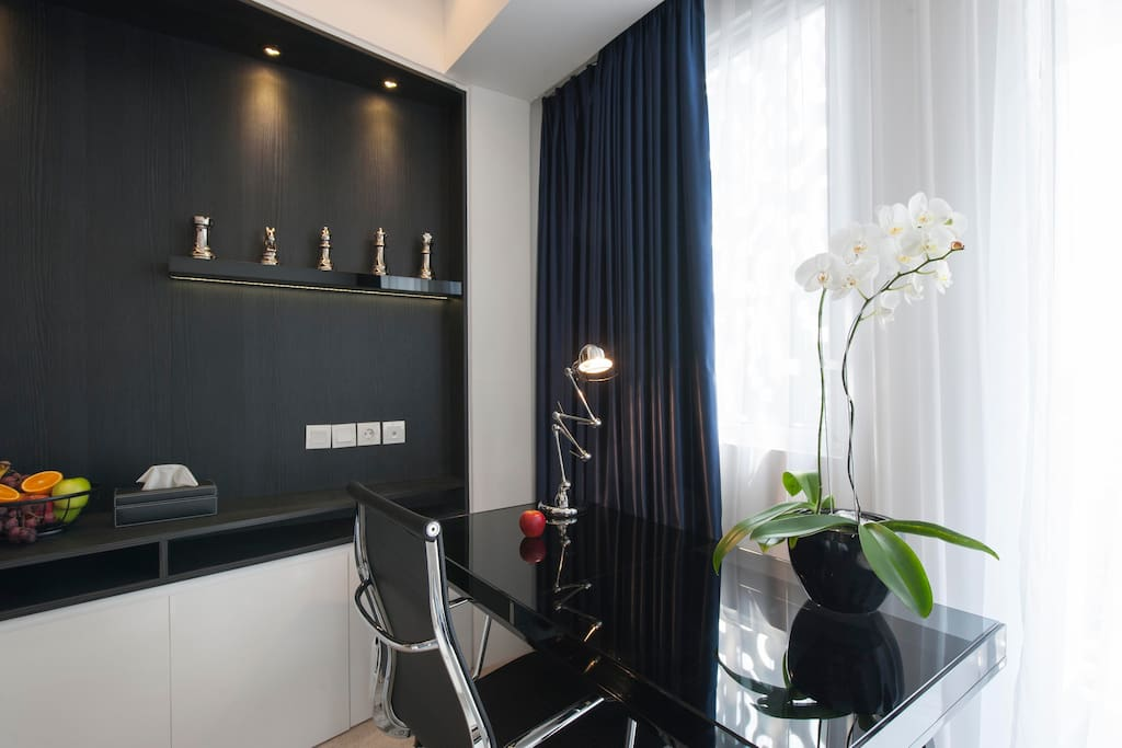 Jakarta studio by interior designer apartments for rent for Interior design jakarta
