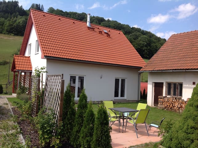 Family-Friendly House in Leskovec