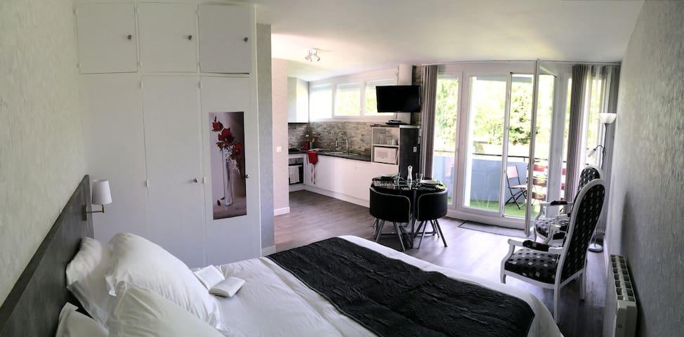 Studio 4 Personnes La Roche Posay - La Roche-Posay - Appartement