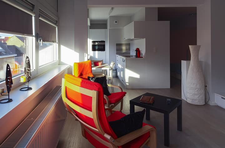 Completely private and equiped studio/apartment