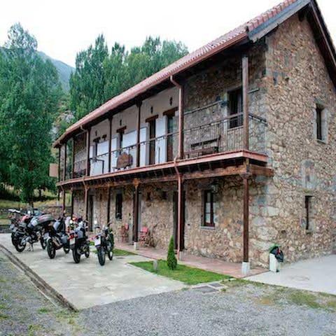 Casa rural en la montaña leonesa - Cerulleda - House