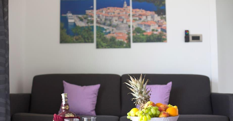 The Seasons Residence - Korčula - Duće - Apartamento