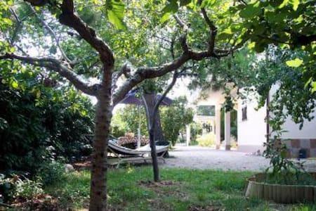 appartament in villa mq170 panorama - Bellante