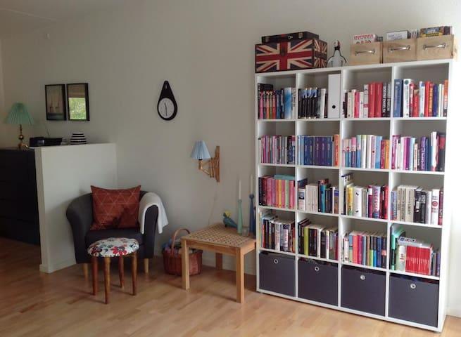 Nyt og lyst hus i rolige omgivelser - Hinnerup - Casa