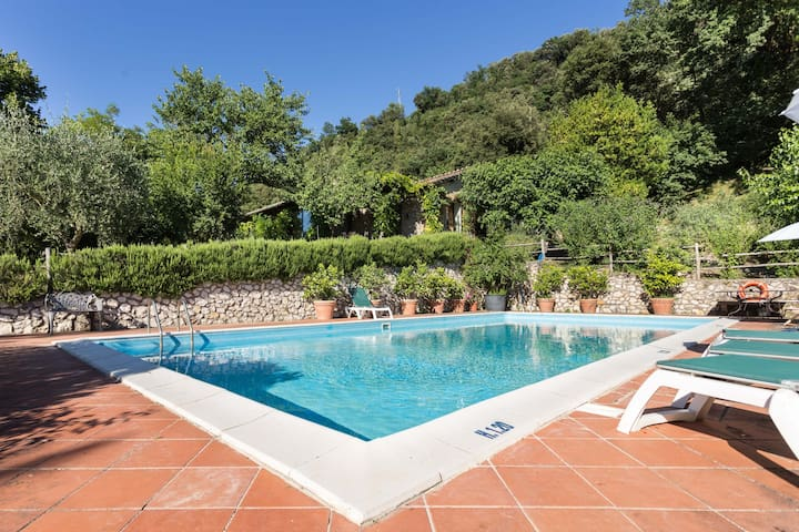 Country House with pool in UMBRIA 1 hour from Rome - Narni - Casa
