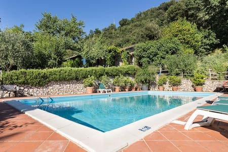 Country House with pool in UMBRIA 1 hour from Rome - Narni - Haus