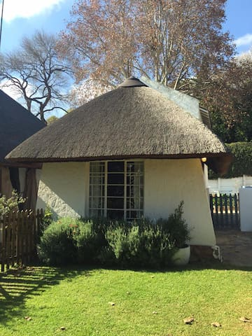 Cute thatched cottage all to yourself
