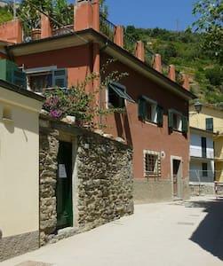 La Nave - appartamento con terrazza - 韋爾納扎(Vernazza) - 公寓