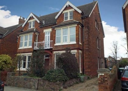 A charming 2 bedroom flat - Bedford - Apartment