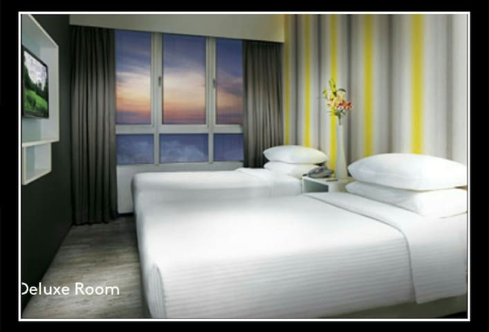 Genting First World Hotel : Deluxe Room - [DC]