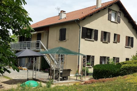 Chambre d'hôte indépendante - Arsac-en-Velay