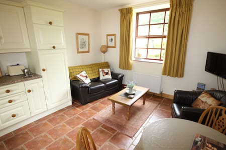 Luxury 4* Historic Stables Apartment