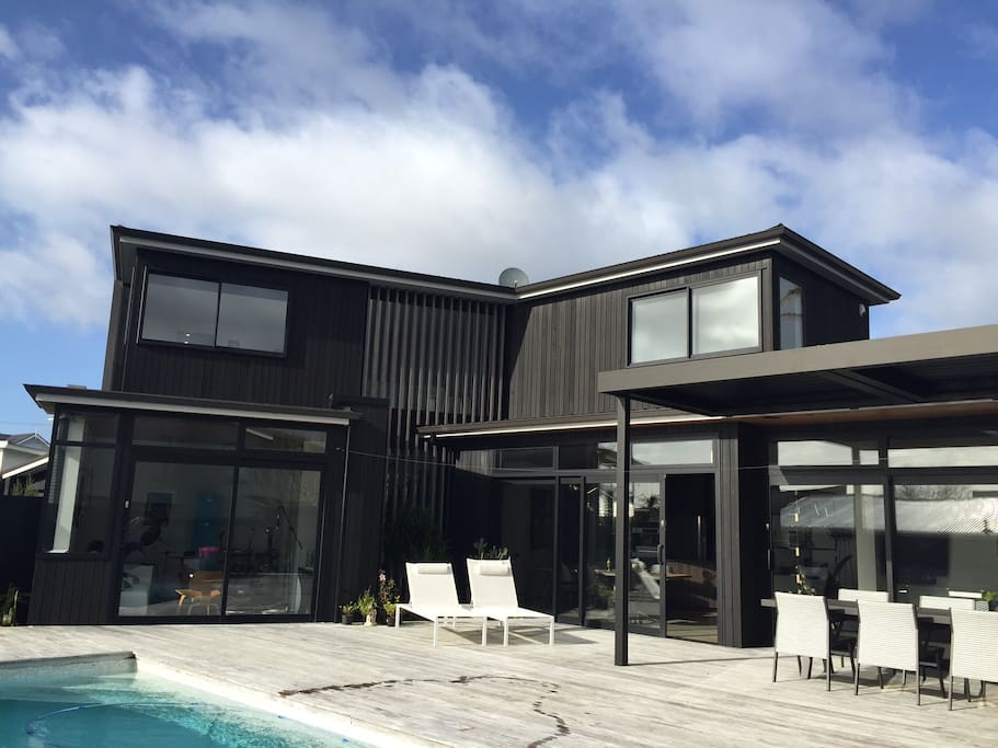New Luxury Central City With Pool Houses For Rent In Auckland Auckland New Zealand