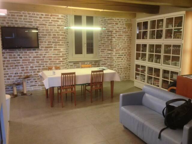 casa room - Ripatransone - House