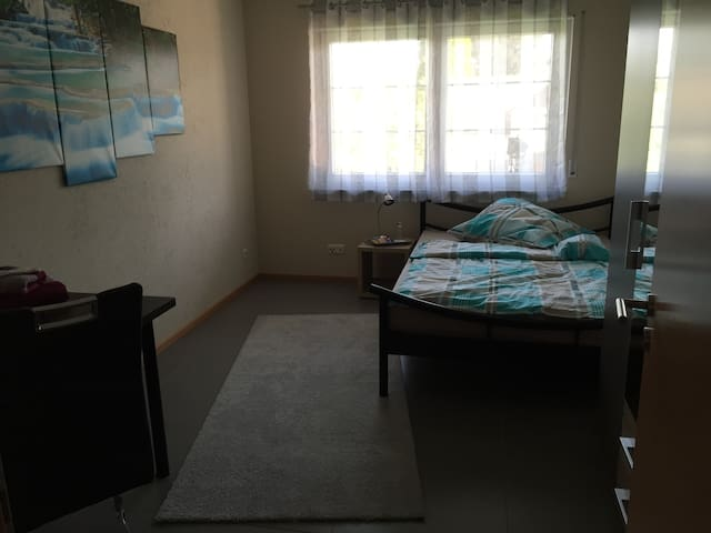 Nice guestroom close to Switzerland - Dogern - Kondominium