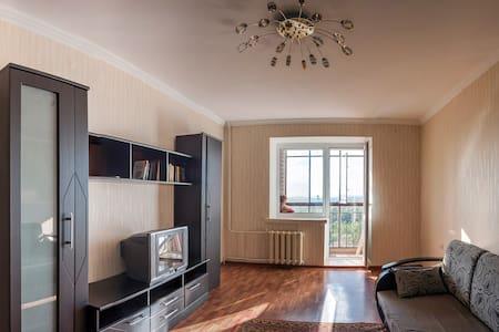 Cozy duplex apartament with beautiful view - Kazan'