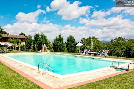 Chianti in relax-apartament (Gallo) - Mercatale  in Val di Pesa