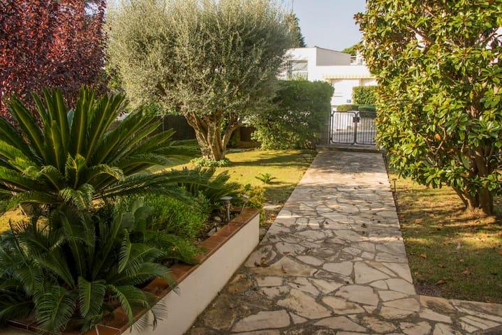 Casa a 500m de playa con piscina - El Masnou - Villa