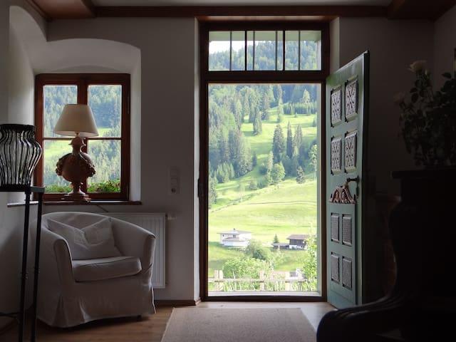 exclusive Wohnung im Bauernhaus - Hinterthiersee - Hus