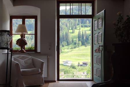exclusive Wohnung im Bauernhaus - Hinterthiersee - Dům