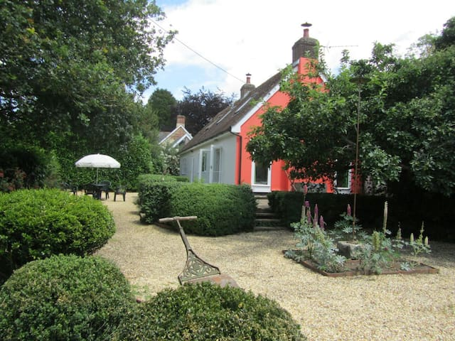 Rural idyll bordering New Forest - Romsey - Rumah