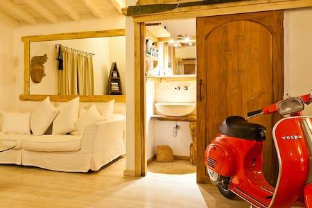 Villa Patrizia Smart Appart - Tiriddò - House