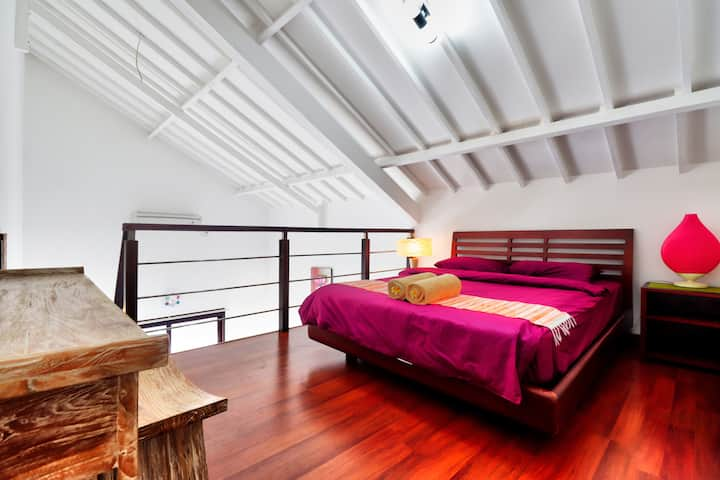 """""""75% OFF"""" Sanur Private room ABC 5 with kitchen"""