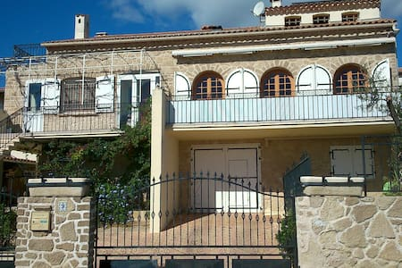 Chambre avec balcon, vue sur la mer - Frontignan