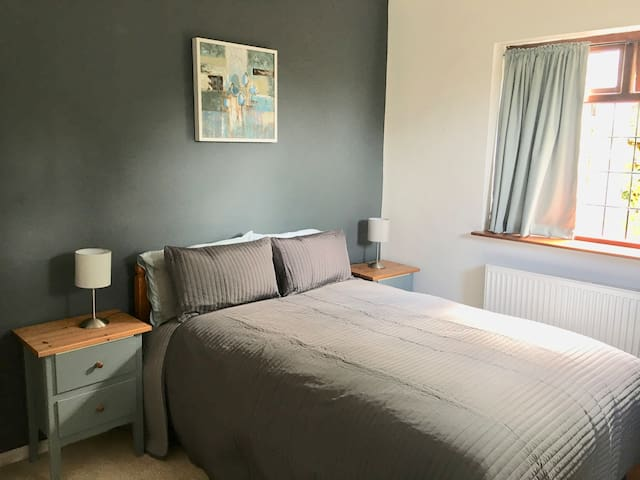 Spacious Private Double Room