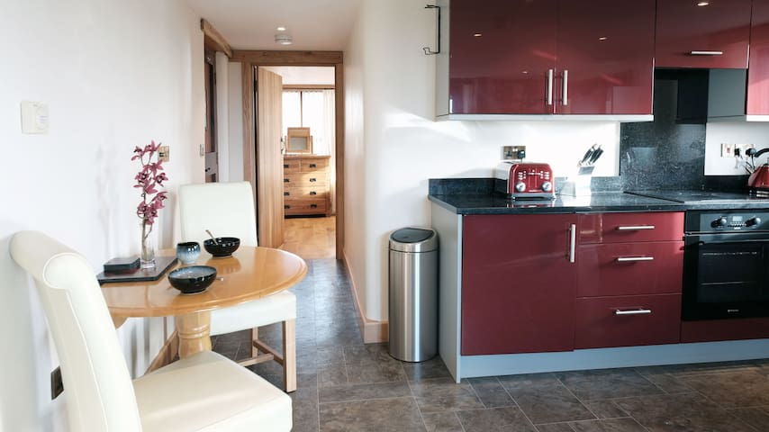 Pengenna Parlour - Luxury self-catering for two in Cornwall