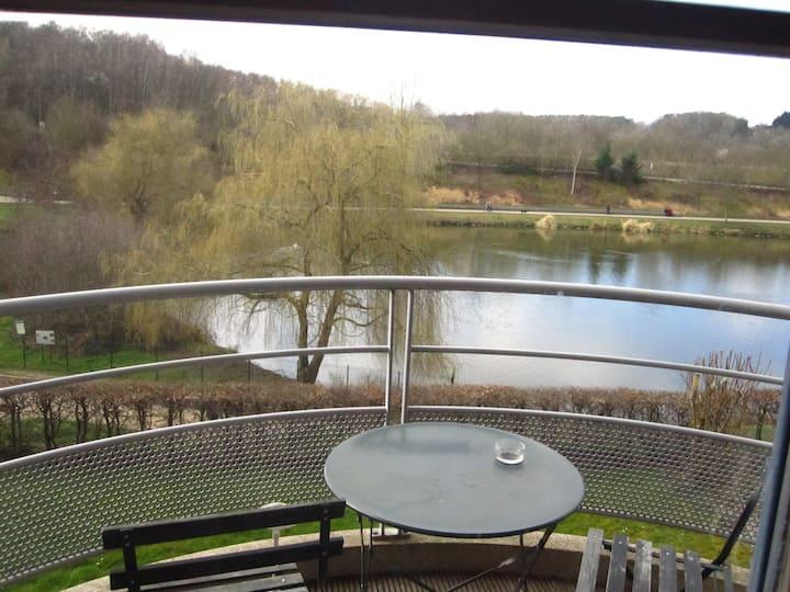 Appartement avec vue sur le lac