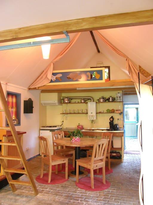 + eigen keuken