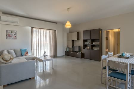 Aloe Two bed Apartment - Rethymno