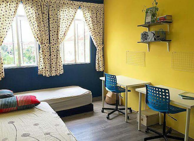 Homestay and guardianship - Singapour - Maison