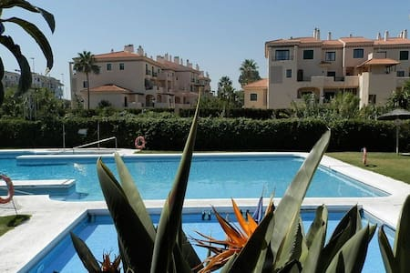 LOVELY APARTMENT COSTA DEL SOL - Manilva - Wohnung
