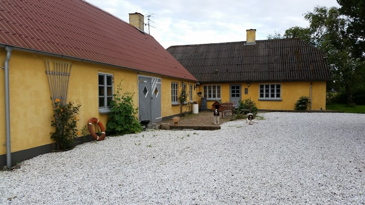 Lildstrand Naturgård.