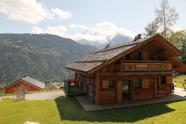 Luxury Sauna Chalet