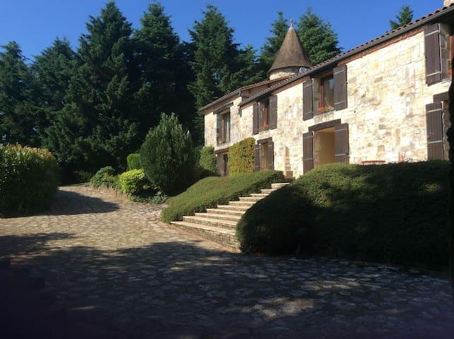 Charente - Napoleonic Farmhouse - Cherves-Châtelars - Talo