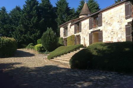 Charente - Napoleonic Farmhouse - Cherves-Châtelars - 一軒家