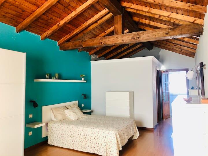 Apartamento con vistas en Playa Blanca