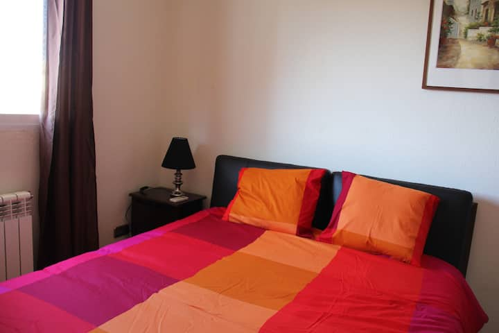 Bed & Breakfast Alpujarra kamer