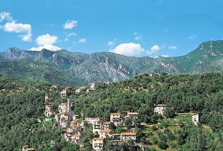 Charmant appartement avec vue magnifique - Collabassa - Huoneisto