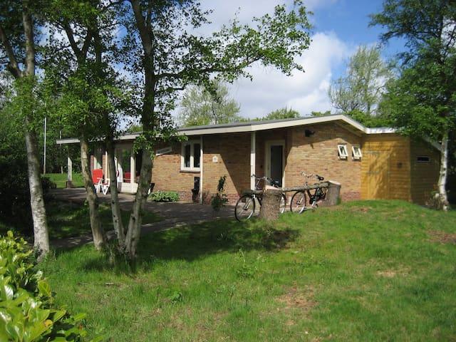 Kiereboe - Schiermonnikoog - Cabaña